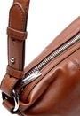TIGER OF SWEDEN Aprica Bag T82 Medium Brown