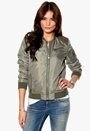 JOFAMA by Marie Serneholt Marie Bomber Jacket Army