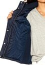 TOMMY HILFIGER Natalie Quilted Jacket 475 Core Navy
