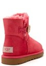UGG Australia Mini Bailey Button Flamingo Pink
