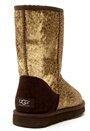 UGG Australia Classic Short Leopard Metallic