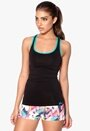 ONLY PLAY Play Dorte Seamless Top Black