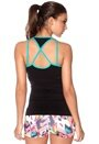 ONLY PLAY Play Dorte Seamless Top Black Bubbleroom.se