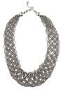 Pieces Elami Necklace Silver Colour
