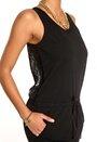 Pieces Aia SL Lace Jumpsuit Black