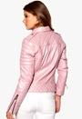 Boda Skins Kay Michael Biker Jacket Pink Shimmer