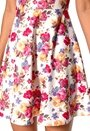 Sisters Point Geta-2 Dress Cream/Flower