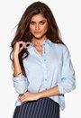 VERO MODA Kyle L/S Shirt Cashmere Blue Bubbleroom.se