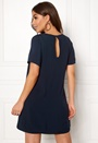 Lisa S/S Peep Dress