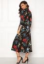 April New 3/4 Ankle Dress