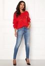 Lea LS RN Sweater