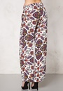 77thFLEA Antalya Trousers Winter white / Print