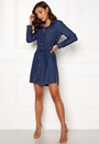 Leonie denim dress