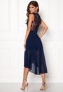 Crochet Detail Sleeveless Dress