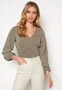 Adelia ruched blouse