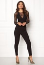 Denise lace jumpsuit