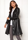 Molly PU coat