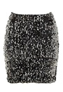 Nera sequin skirt