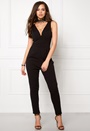 BUBBLEROOM Sarah jumpsuit Black