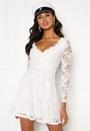 Shione lace dress