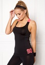 BUBBLEROOM SPORT Flex sport top Black Bubbleroom.no
