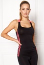 BUBBLEROOM SPORT Flex sport top Black