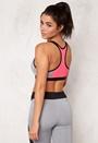 Push-up sports bra