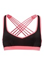 BUBBLEROOM SPORT Strong soft sports bra Black