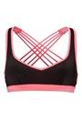 Strong soft sports bra