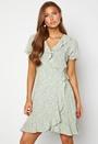 Patrinia wrap dress