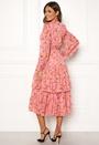 Chiffon Layered Dress