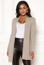 Abruzzo knitted tie band cardigan
