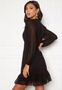 Alessandra puff dress