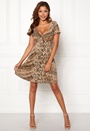 Allegra tie dress