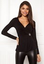 Amberly pearl top