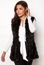 Bologna Faux Fur Waistcoat