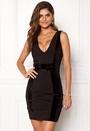 Claudette velvet dress