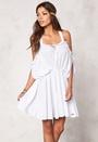 Chiara Forthi Intrend Aruba Dress White Bubbleroom.eu