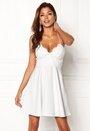 Chiara Forthi Kylee Dress White Bubbleroom.se