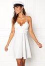 Chiara Forthi Kylee Dress White