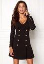 Chiara Forthi Labotinne Dress Black / Gold Bubbleroom.se