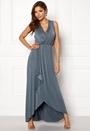 Malvina draped dress