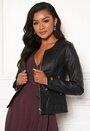 Sorrento faux leather jacket