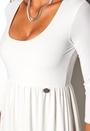 Chiara Forthi Thais Maxi Dress Cream