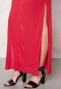 DAGMAR Inaya Dress 248 Raspberry Red