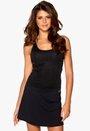 D.Brand Ladies Dress Black Bubbleroom.se