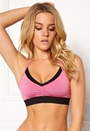Drop of Mindfulness Bennett Light Fit Bra Pink