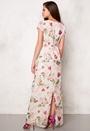 DRY LAKE Flower Power Long Dress Flower Print