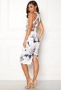 Alesia Bodycon Midi Dress