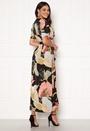 Farren Split Maxi Dress